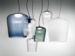 LED-Einzelpendel PLISSE