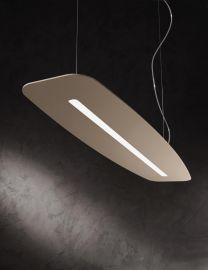 LED-Pendelleuchte SURF S
