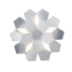 Grossmann KARAT LED-Deckenleuchte 75-785-072