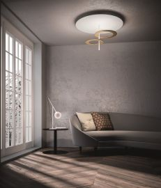 LED-Deckenleuchte HULA HOOP
