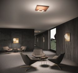 Icone Minitallux LED-Wandleuchte PETRA 43cm/50cm/66cm