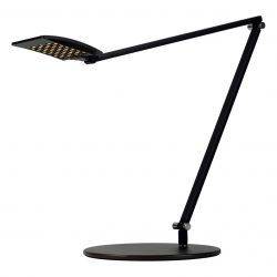 Koncept MOSSO PRO LED-Tischleuchte schwarz KMPBW