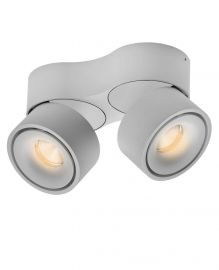 2er-LED-Spot EASY DOUBLE weiß (dim-to-warm)