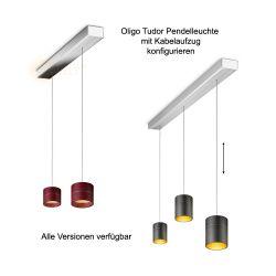 Oligo TUDOR LED-Pendelleuchte mit Höhenverstellung