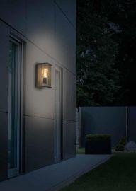 LED-Wandaußenleuchte NULATERN (ohne Bewegungssensor)