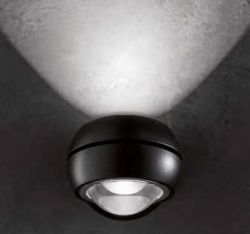 LED-Wandleuchte NAUTILUS MINI