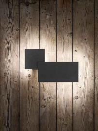 Studio Italia Design PUZZLE OUTDOOR DOUBLE Wand-/Deckenaußenleuchte