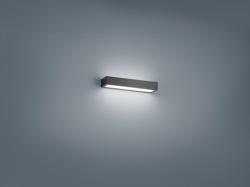 Helestra LED-Spiegelleuchte THEIA 30cm schwarz 18/1825.22