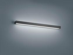 Helestra LED-Spiegelleuchte THEIA 90cm schwarz 18/1827.22