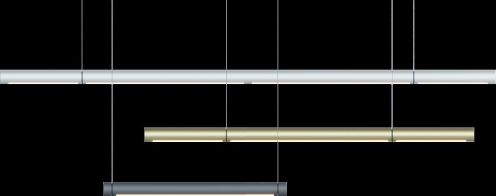 Oligo Kendo Pendelleuchte zu Slack Line Serie