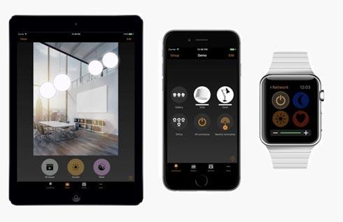 Helestra Smart Control mit Casambi Bluetooth