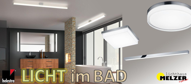 Lampen fürs Bad, Badlampen