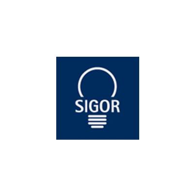 Sigor LED-Akku-Tischleuchte NUINDIE schwarz 4501001